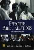 Effective Public Relations: Edisi Kesembilan