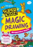 SUPER KIDZ! Magic Drawing MENGGAMBAR HEWAN