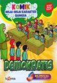 Komik Nilai-nilai Karakter Bangsa DEMOKRATIS