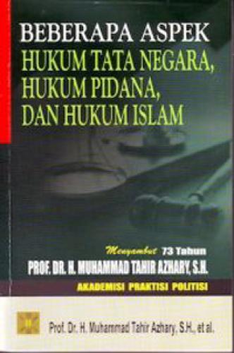 tesis hukum pidana islam Home » syariah » download skripsi : batas usia anak dan pertanggungjawaban pidananya menurut hukum pidana positif dan hukum pidana islam.